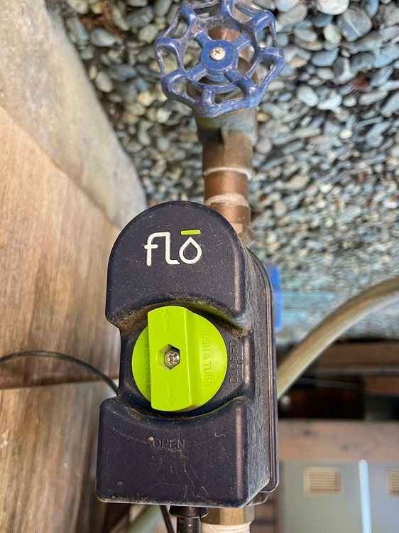 Flo Water Monitor - Part of A Smart Home